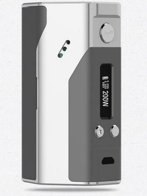 Wismec Reuleaux Evolv DNA 200 Triple 18650 Mod at Vapor Laze Omaha