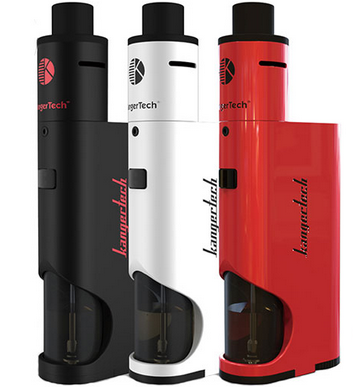 Kanger drip box mod kit at Vapor Laze Omaha